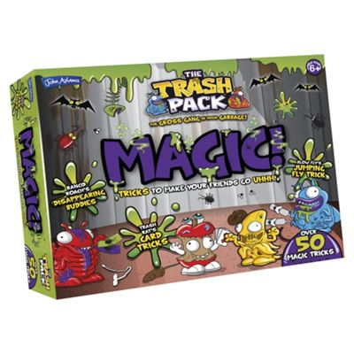 The Trash Pack Magic Play Set