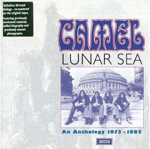 Lunar Sea - An Anthology