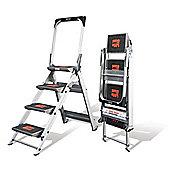 Little Giant 4 Tread Safety Step Ladder