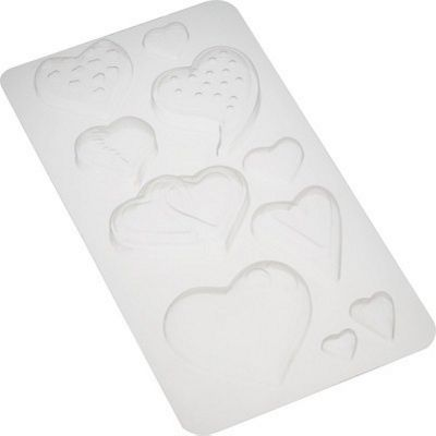 Sweetly Does It Hearts and Sweet Treats Themed Chocolate / Sugar Craft Moulds