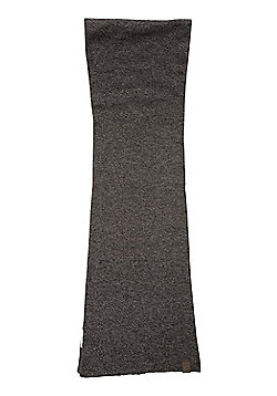 Mountain Warehouse Compass Mens Scarf - Black