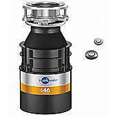 InSinkErator ISE Model 46 Sink Food Waste Disposer with Air Switch