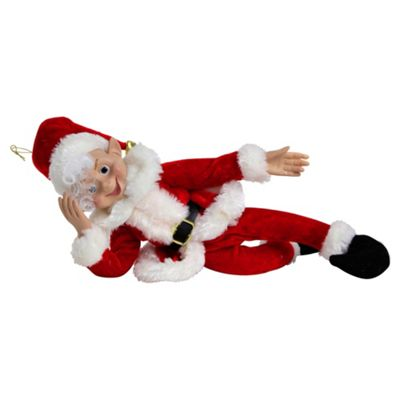 41cm Bendable Christmas Elf for the Shelf Decoration