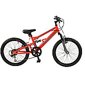 Falcon Oxide 2016 Boys 20″ Wheel Full Suspension Mountain Bike