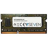 V7 - HYPERTEC 2GB DDR3 1600MHZ CL11 SO DIMM PC3L-12800 1.35V