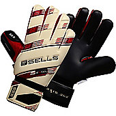 Sells Axis 360 Excel 3 Goalkeeper Gloves Size - White