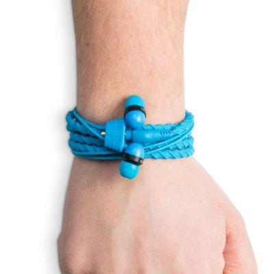 Wraps Headphones Blue