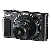 Canon PowerShot SX620 HS 20.2 MP Compact Digital Camera - Black