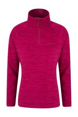 Mountain Warehouse Snowdon Melange Womens Fleece ( Size: 8 )