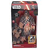 Star Wars Chewbacca Animatronic Interactive Figure