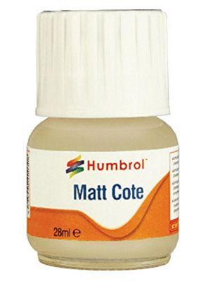 Humbrol Modelcote 28Ml Mattcote Finishing Product Ac5601