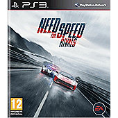 Need For Speed - Rivals (PS3)