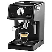 DeLonghi ECP31.21 Pump Espresso Machine - Black