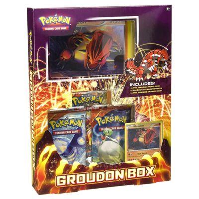Pokemon POK TCG Groudon/Kyogre Box C12 Card Game