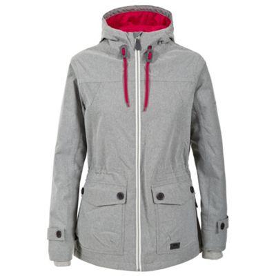 Trespass Ladies Thundurus Insulated Jacket Cool Grey M