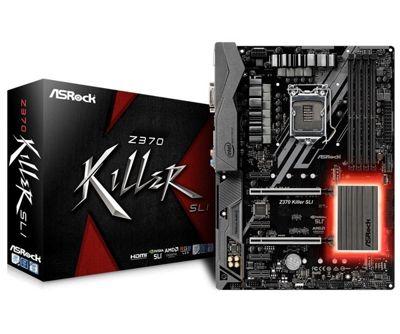 Asrock Z370 Killer SLI Motherboard