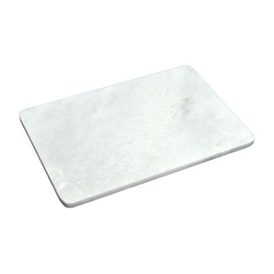 Rectangular Shaped Marble Food Serving Plate / Platter