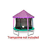 8ft Jumpking Butterfly Canopy  Trampoline Tent