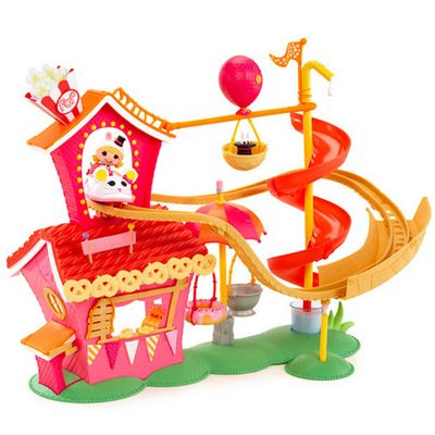 Lala-Loopsie Silly Funhouse Playset