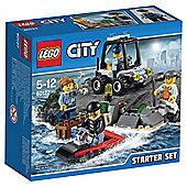 LEGO City Prison Island Starter 60127
