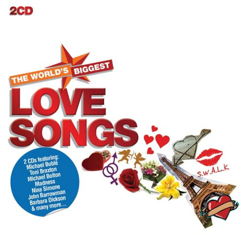 Worlds Biggest Love (2cd) Tesco Exclusive