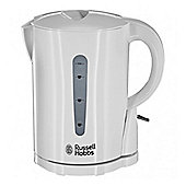 Russell Hobbs-21441 Essentials Kettle with 1.7L Capacity and Boil Dry Protection in White
