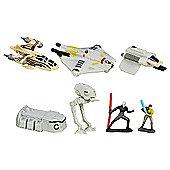 Star Wars Micro Machines Rebellion Rising Set