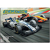 SCALEXTRIC C8182 Catalogue Jan - Jun 2018