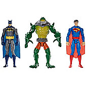 Unlimited Batman Reptile Rage Battle Pack Figures