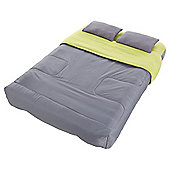 Tesco Double  Airbed and Bedding