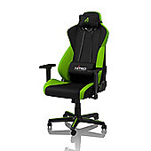 Nitro Concepts S300 Fabric Gaming Chair - Atomic Green
