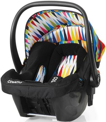 Cosatto Hold 0+ Car Seat - GoBrightly