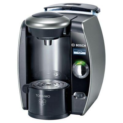 BOSCH Tassimo T65 Multi Beverage Coffee Machine, Black