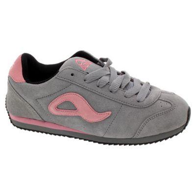 Adio World Cup Grey/Pink Shoe