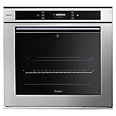 Whirlpool AKZM6560IXL | 60cm Electric 73L Multifunction Single Touch Control Oven