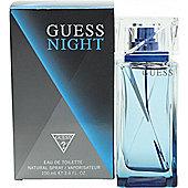 Guess Night Eau de Toilette (EDT) 100ml Spray For Men