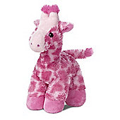 "Aurora World 8"" Plush Mini Flopsie Gigi Pink"