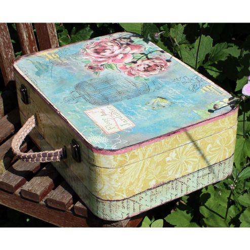 Vintage Styled Suitcase