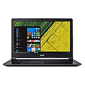 """Acer Aspire 7 Full HD 15.6"""" Laptop, Intel Core i5-7300HQ, 8GB RAM, 1TB HDD, Windows 10 Home, Black"""