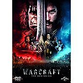 Warcraft DVD