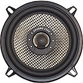 Ground Zero Radioactive 13FXII Coaxial Car Speakers