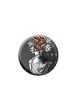 Panic At The Disco Panic! Flowerhead Badge - Multi