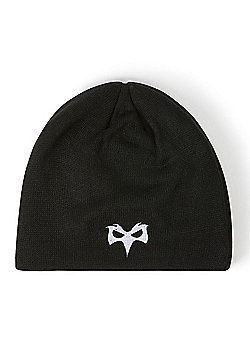 Canterbury Ospreys Rugby Acrylic Fleece Lined Beanie Hat 17/18 - Tap Shoe - Black