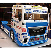 TAMIYA RC 58632 Team Hahn MAN TGS Race Truck TT-01 1:10 Truck Assembly Kit