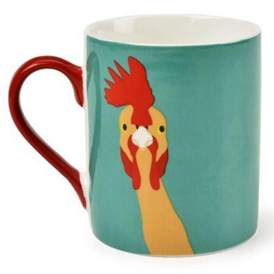 Burgon and Ball Creaturewares Plucky Hen Mug Cup