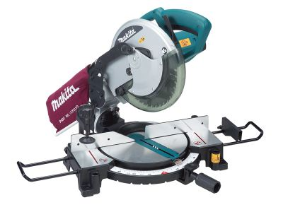 Makita MLS100 255mm Mitre Saw 1500 Watt 110 Volt