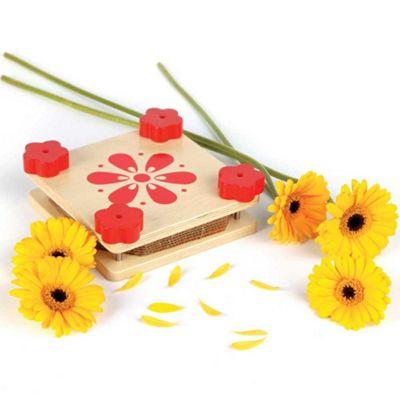 John Crane Wooden Flower Press