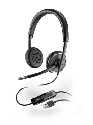 Blackwire C520-m Stereo Headset Usb