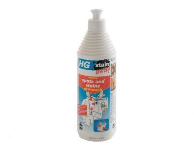 Hg Laundry Spots & Stains Pre-wash 0.5L