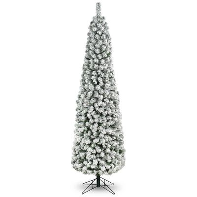 6ft Flocked Winchester Artificial Christmas Tree